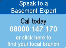 Speak to a Basement Expert