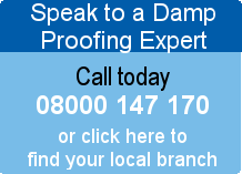 Speak to a damp proofing expert