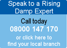 Speak to a Rising Damp Expert
